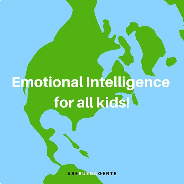 """Want to help your kids learn how to be more emotionally intelligent?  Follow these tips: - Coach your child to realize when he/she is stressed. - Help your child identify what him/her emotional response to stress is. Do they get angry? Sad? - Encourage your child to discover de-stressing techniques. Source: """"This Crucial Skill Will Help Your Child Succeed"""", Jeffrey Bernstein Ph.D, Psychology Today online. 2014.  #sebuenagente #emotionalintelligence#empowerment #personalgrowth #selfesteem#selfempowerment #teamwork#supportoneanother #workingtogether#beconsiderate #benice #bekind #bepositve#justbe #winter #cold #feelgood"""