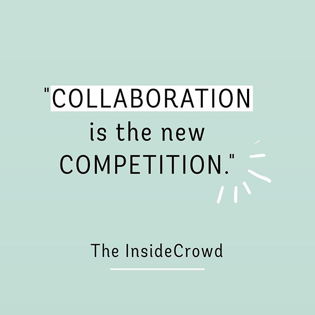 Togetherness #theinsidecrowd 👯‍♀️