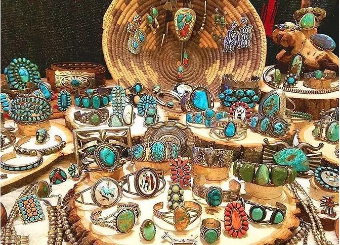 favorite silver & turquoise jewelry brands | Carmen Brandy