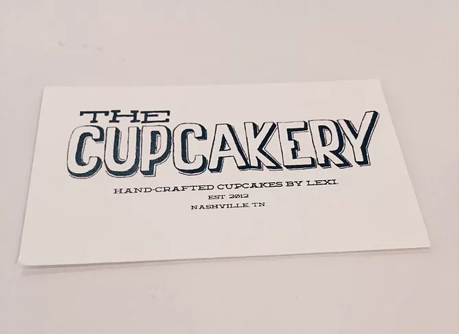 The Cupcakery with Lexi Peck x Carmen Brandy