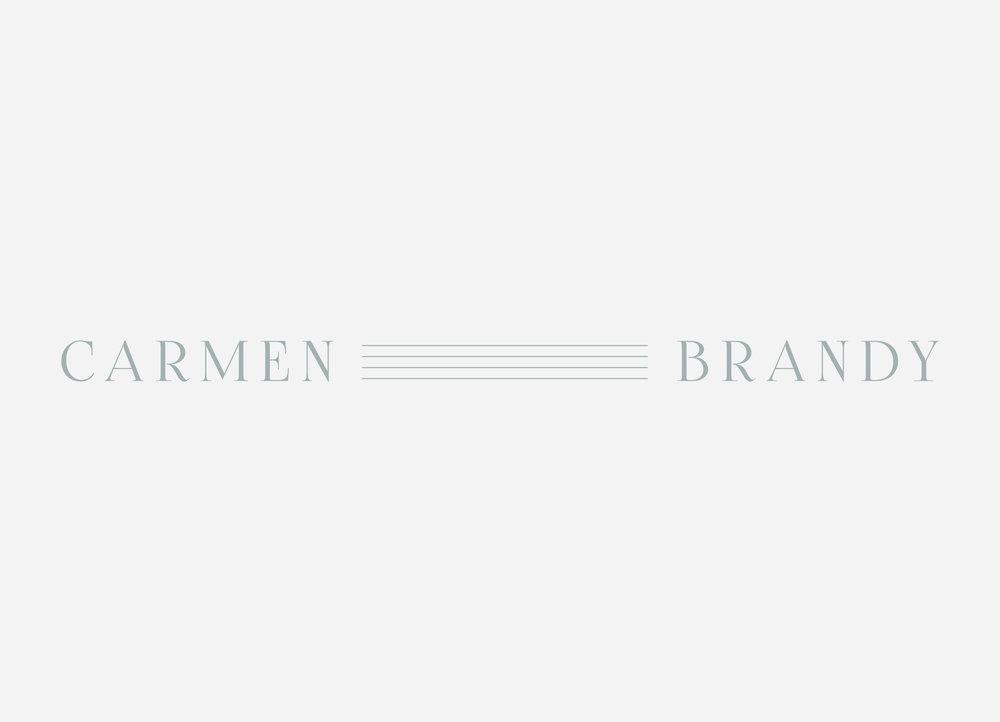carmen brandy logo