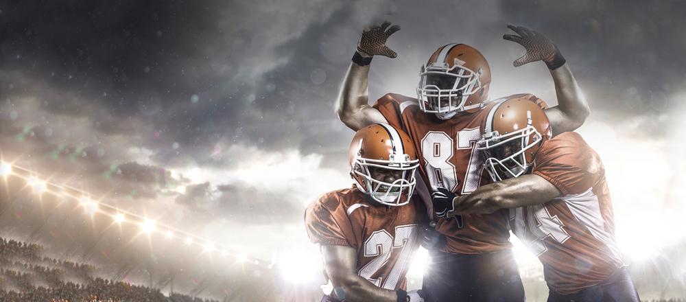 NFL Trojan Ball