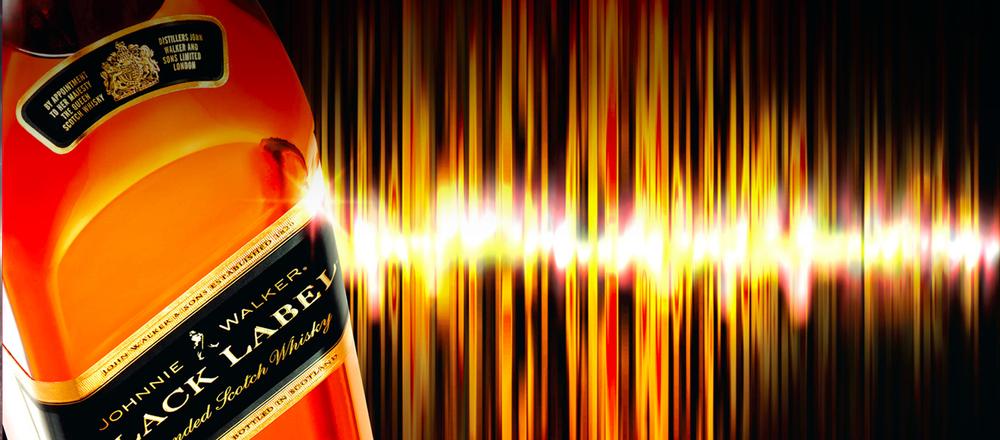 Johnnie Walker Black Label Conquer the Night