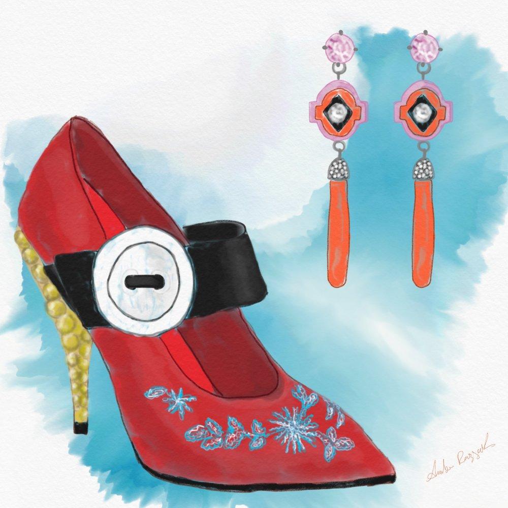 Prada accessories