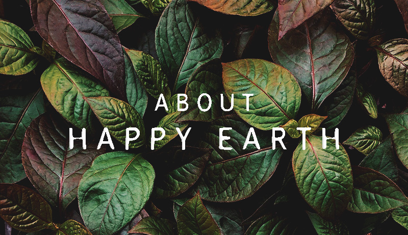 About Happy Earth