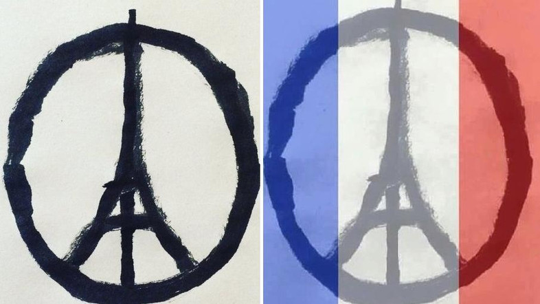 #peaceinparis