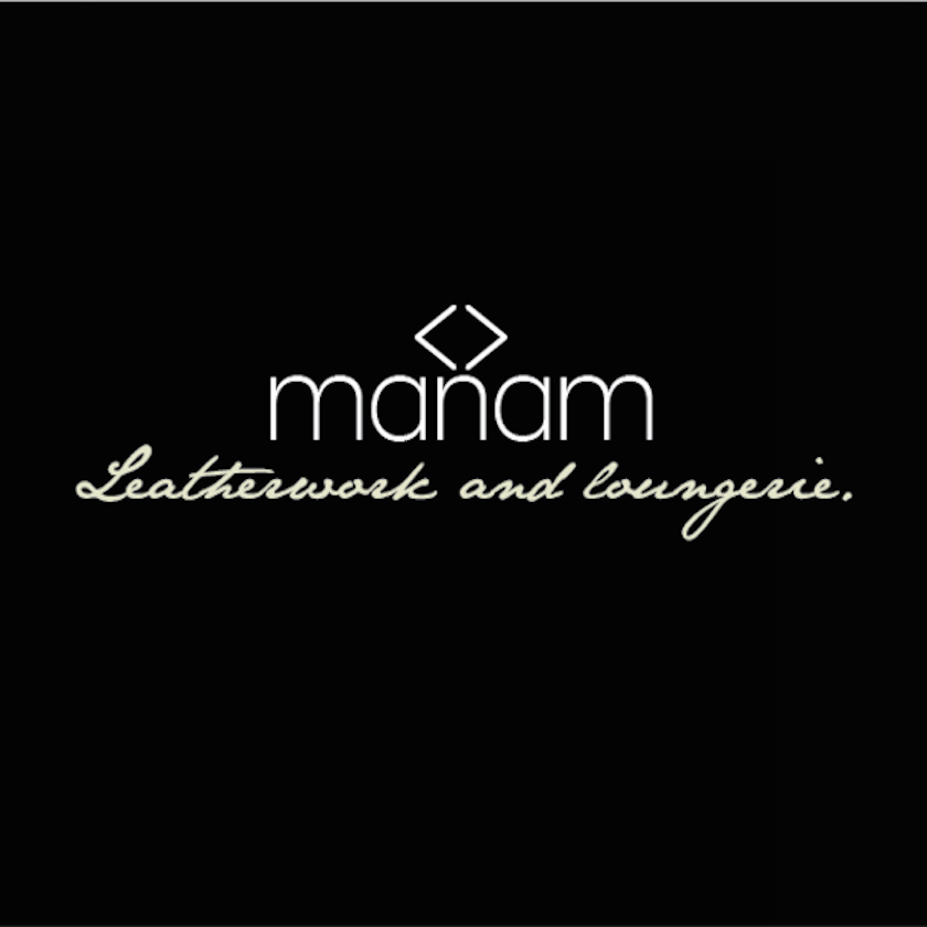 MANAM. Fashion and leather goods made in Los Angeles.