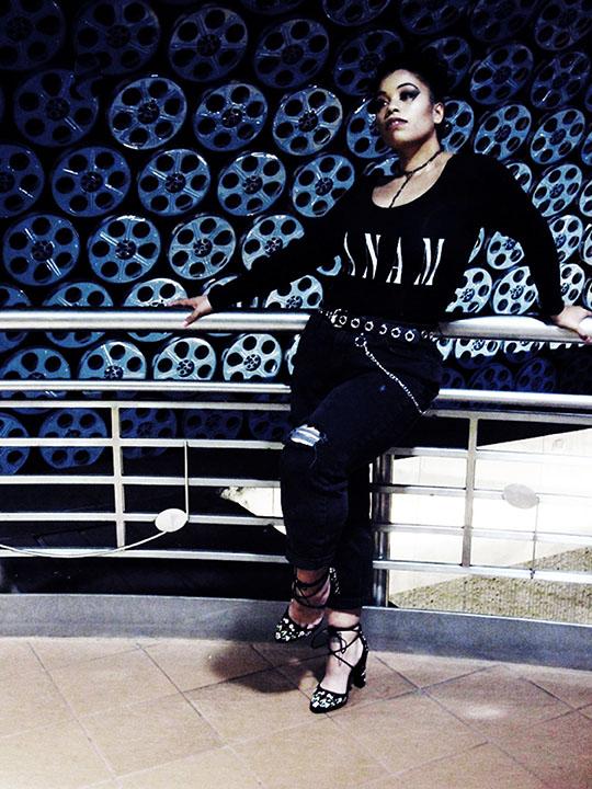 Maygan Arriaza: model