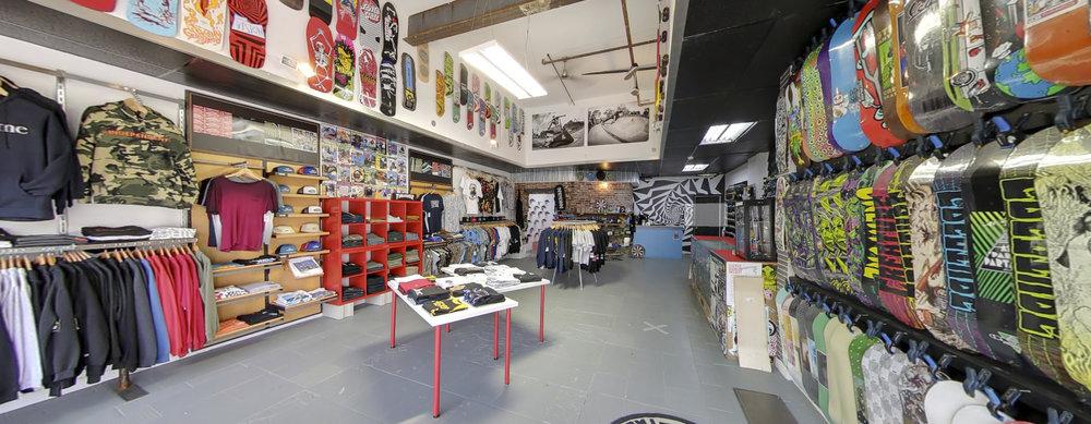 La Boutique du Skate, Québec.