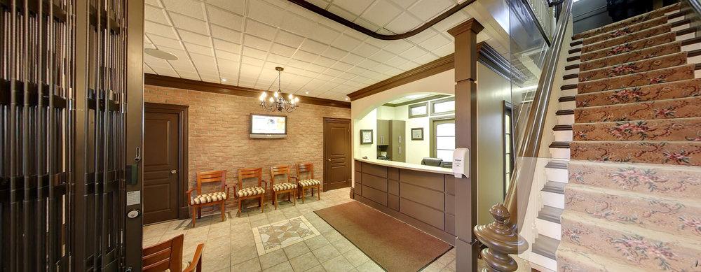 Les Centres dentaires Sirois, Québec.