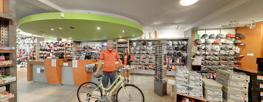 Demers Bicyclettes et Ski de Fond, Québec.