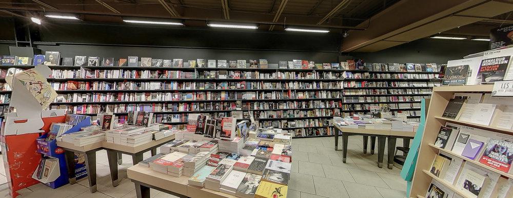 Librairie Laliberté, Québec.