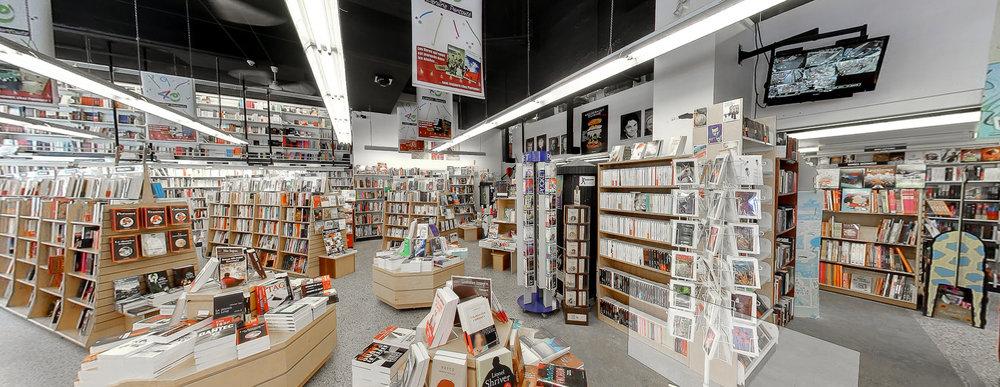 Librairie Pantoute, Québec.