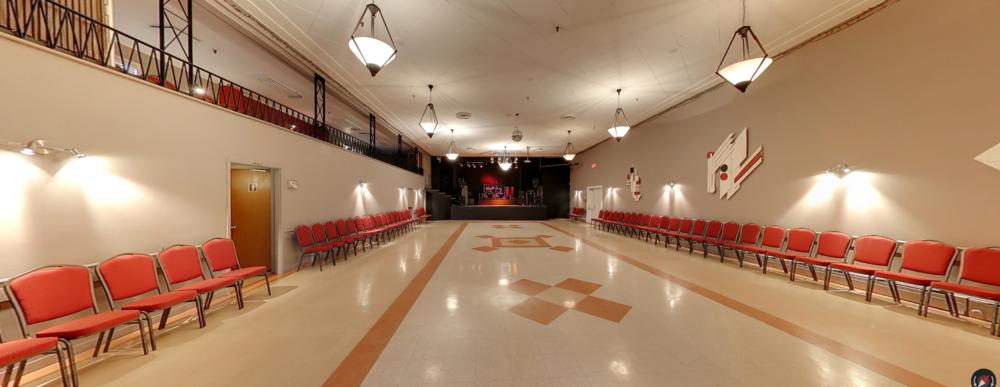 Salle ArtMéli Hall, Beauport.