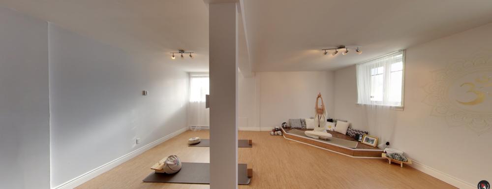 Le Studio Blanc, Québec.