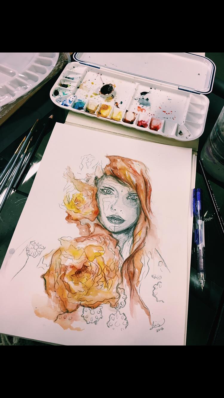 Wild flower - February 2018