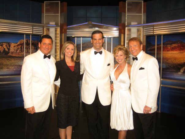 ...the Shades and Jessica Lovell of Action News This Morning on Las Vegas' ABC affiliate, KTNV, 10/09.