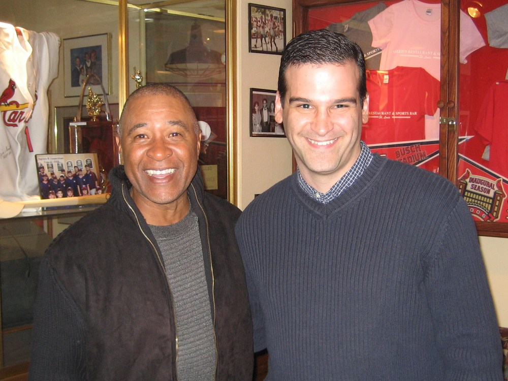 ...Ozzie Smith, 11/08.