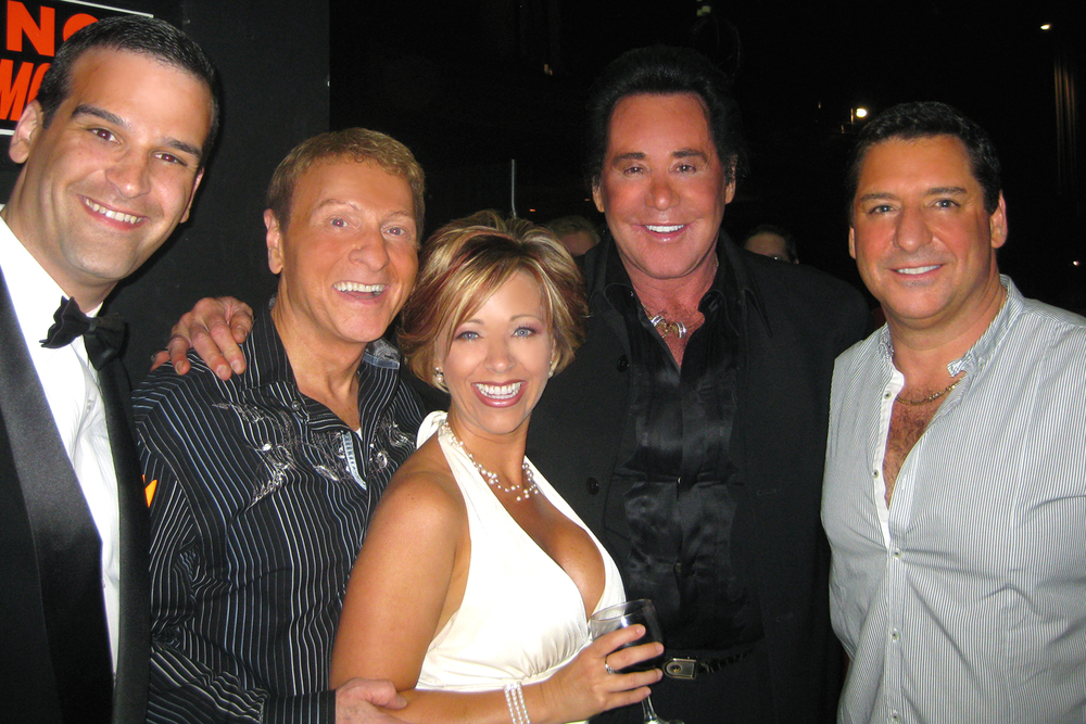 ...Wayne Newton, and the Shades, 6/10.
