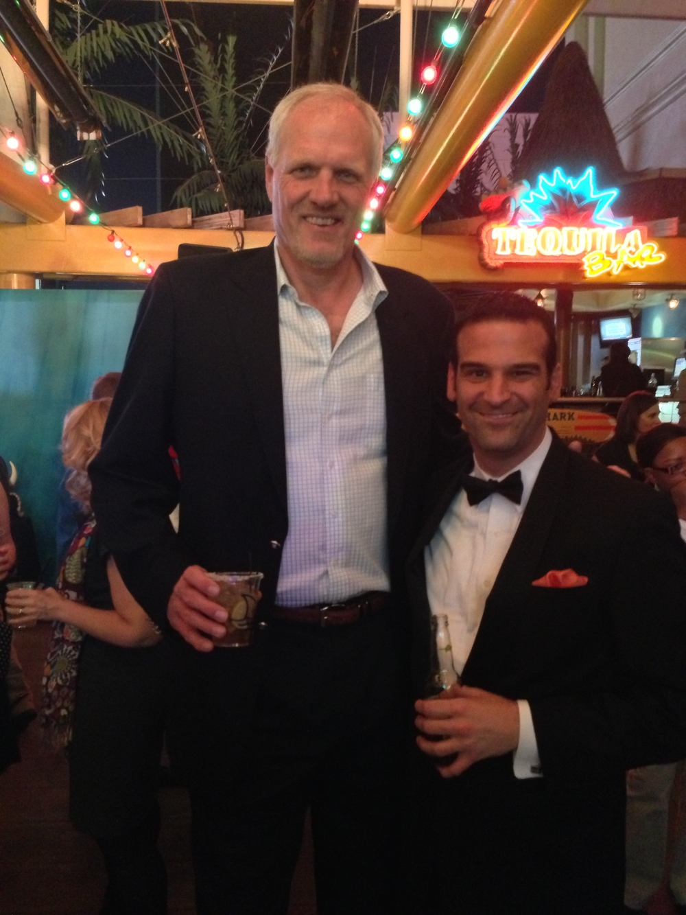 ...former NBA player Mark Eaton, 11/13