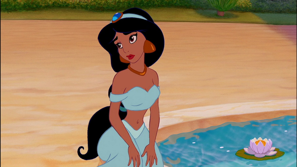 Then maybe I don't want to be a princess. - Princess Jasmine