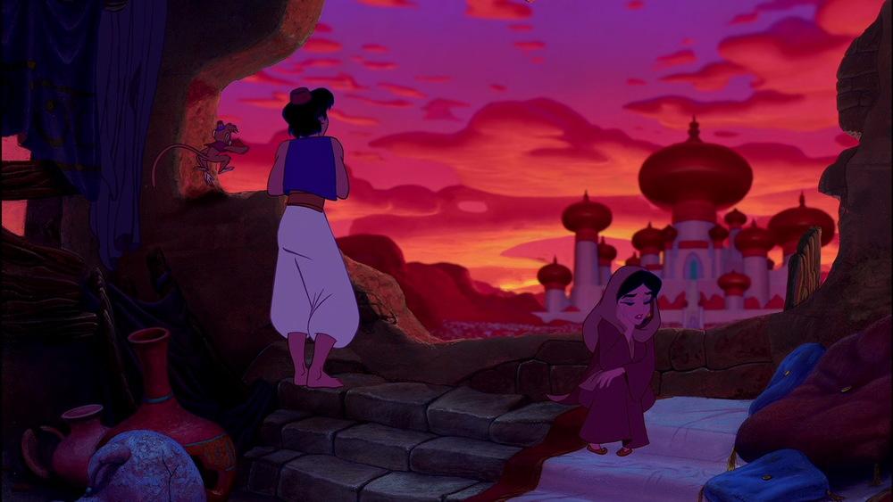 Cinema Studies Aladdin