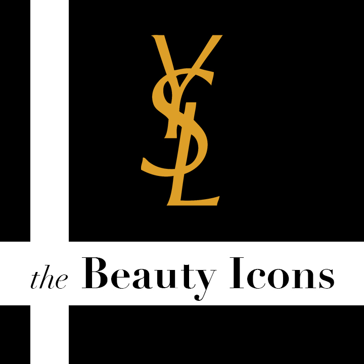 Proposed design for a POS display in Holt Renfrew promoting the 5 best-selling YSL Beauté products