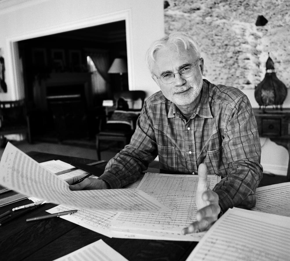 Composer John Adams