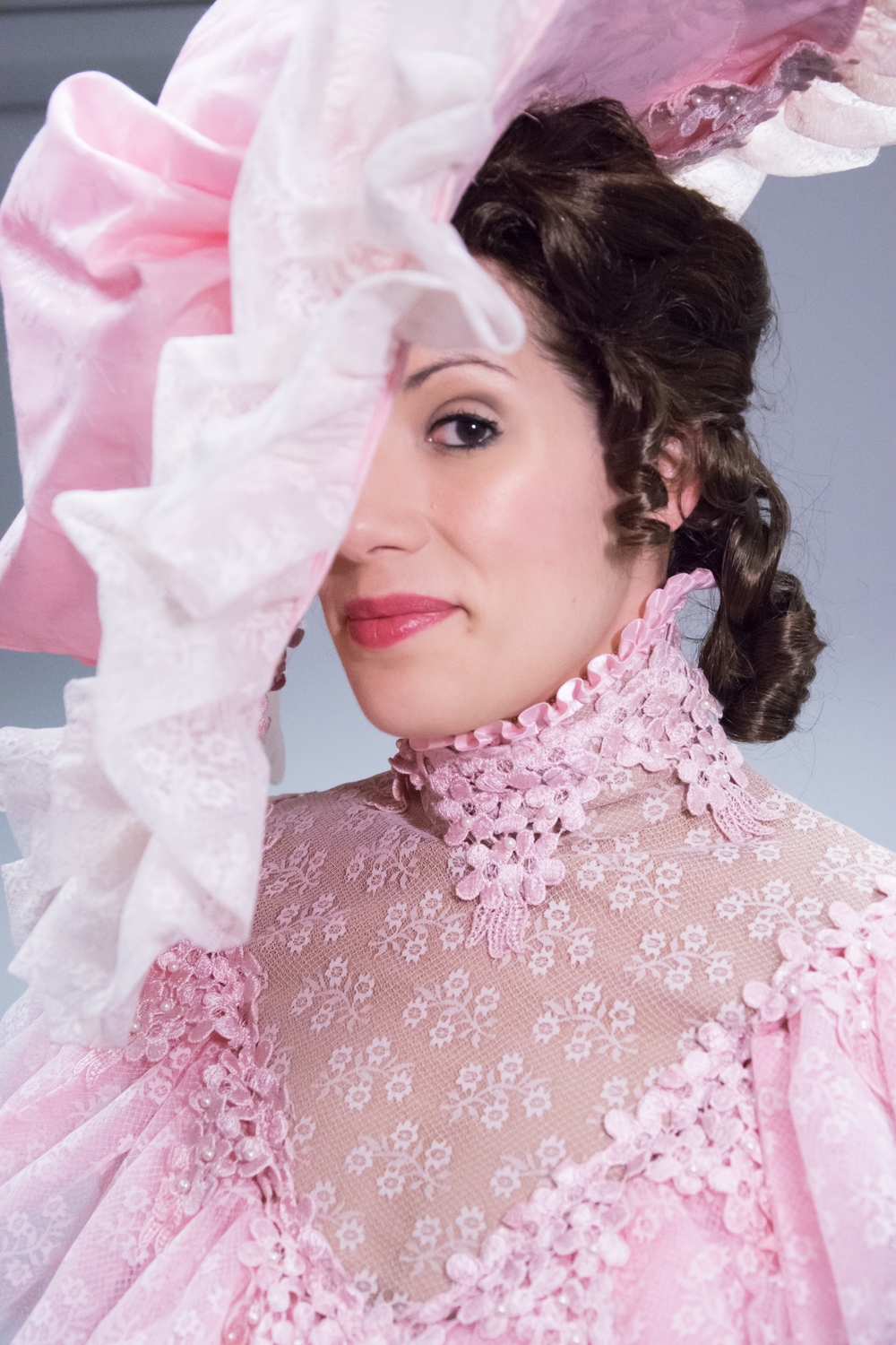 Eliza Doolittle, played by Kate Neubert-Lechner