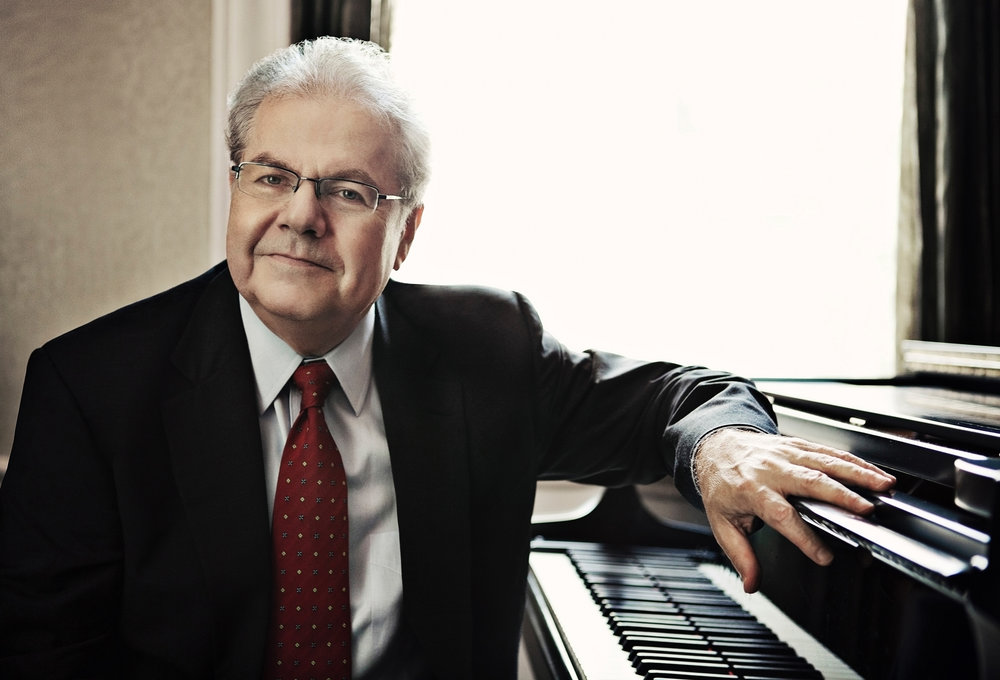 The legendary Emanuel Ax