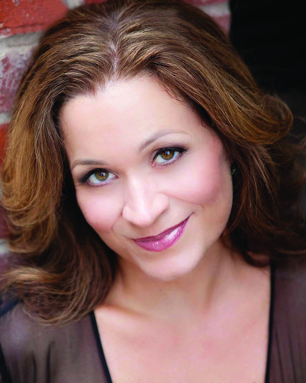 Soprano soloist Sari Gruber