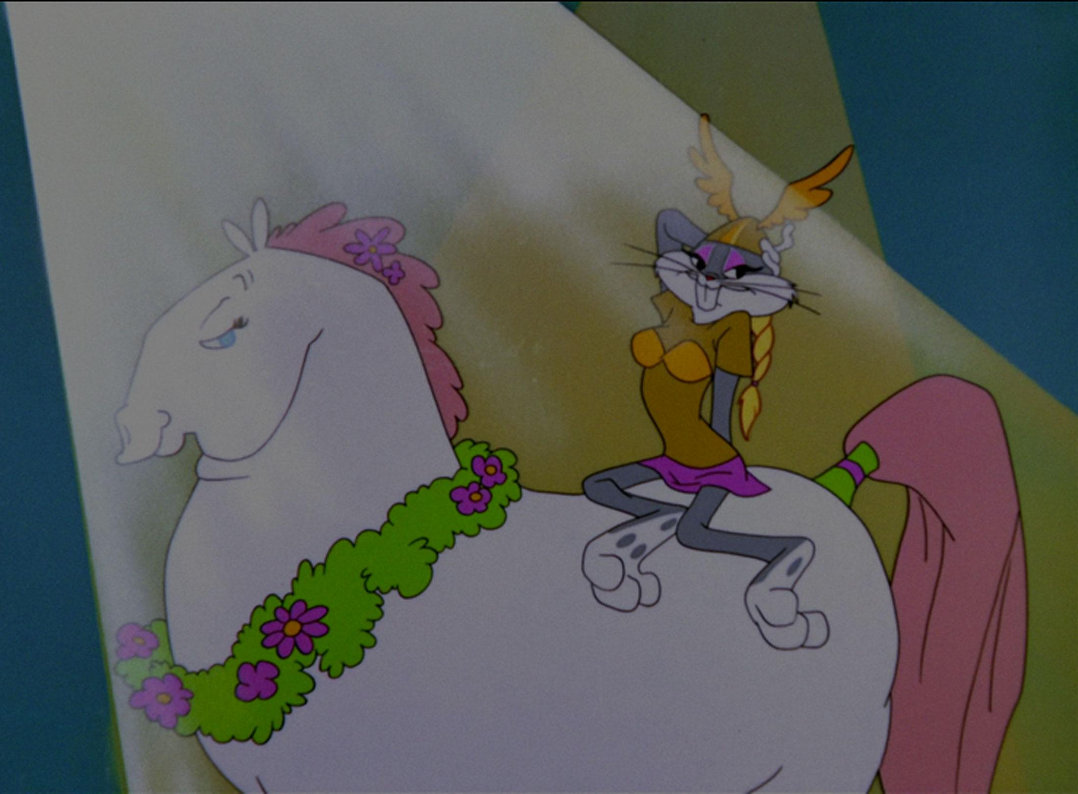 Bugs Bunny Spanking (Light-Weight Sweat) – Skull Dragon Mafia