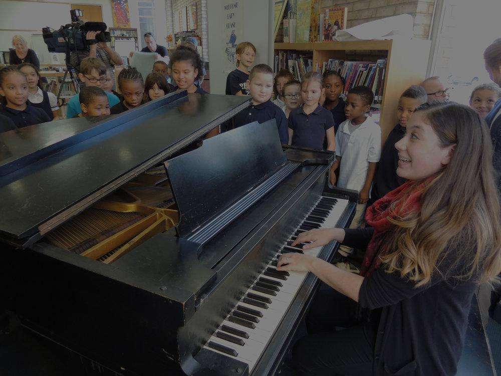 Where can i donate a piano