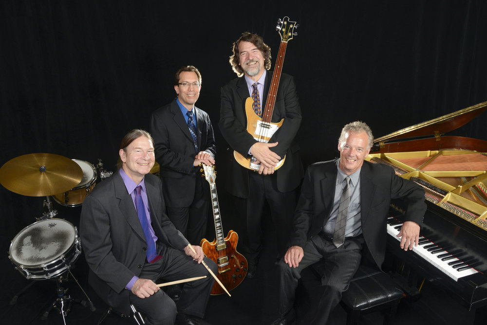 Dan Brubeck, Mike DeMicco, Chris Brubeck, Chuck Lamb
