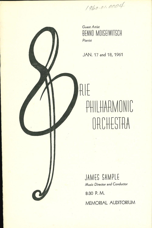 Blog Erie Philharmonic