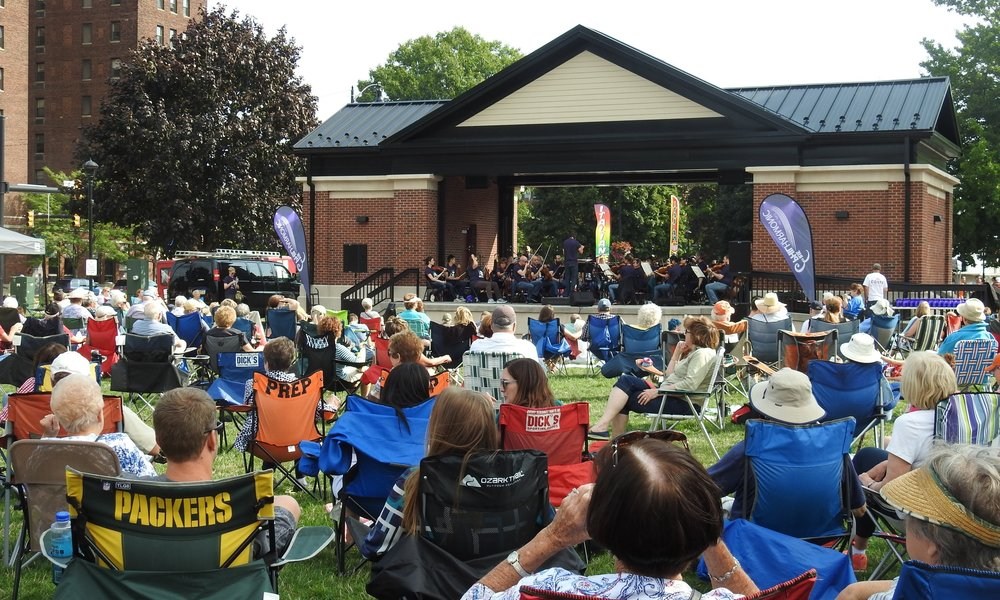 Free Concert - Including Beethoven's 5th Symphony, Pirates of the Caribbean and more!