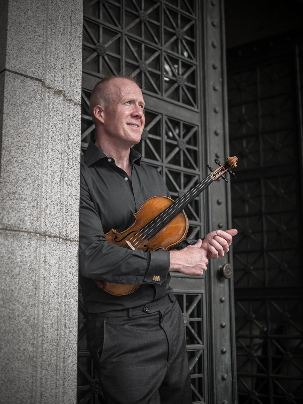 Ken Johnston, Erie Philharmonic Concertmaster