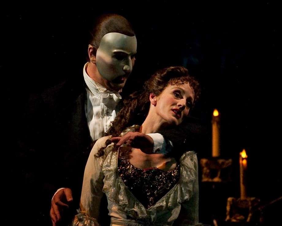 Lisa in  Phantom of the Opera