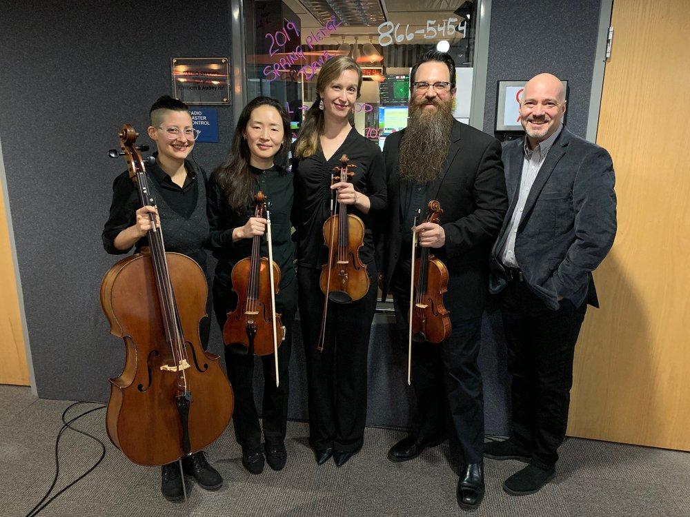 Erie Phil String Quartet