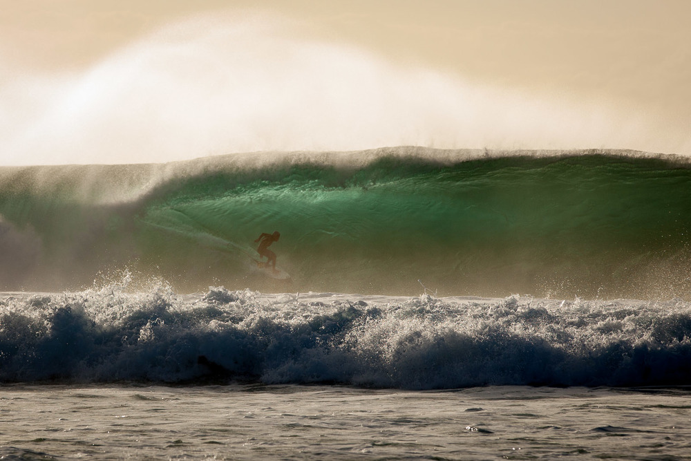 Pipeline, Oahu, Hawaii