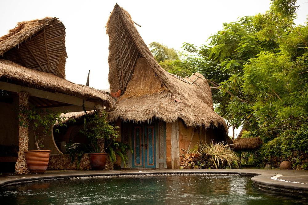 Temple Lodge, Bali, Indonesia