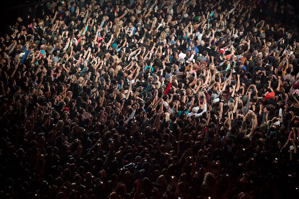 Britney Spears, Bill Graham Civic Auditorium, SF, California
