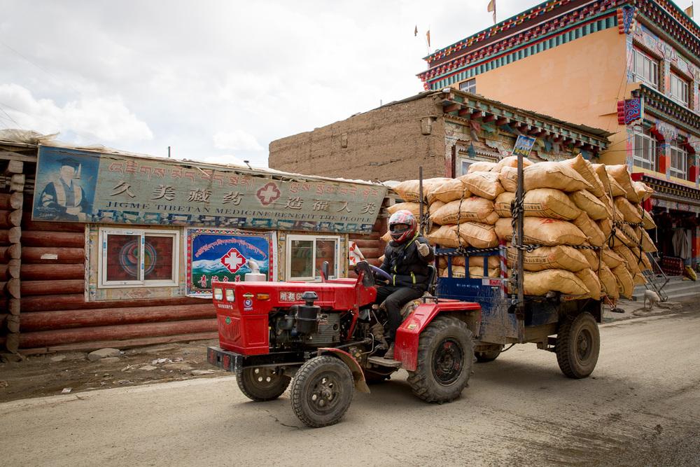 Serthar Tibetan Buddhist Institute, Western Sìchuān, China