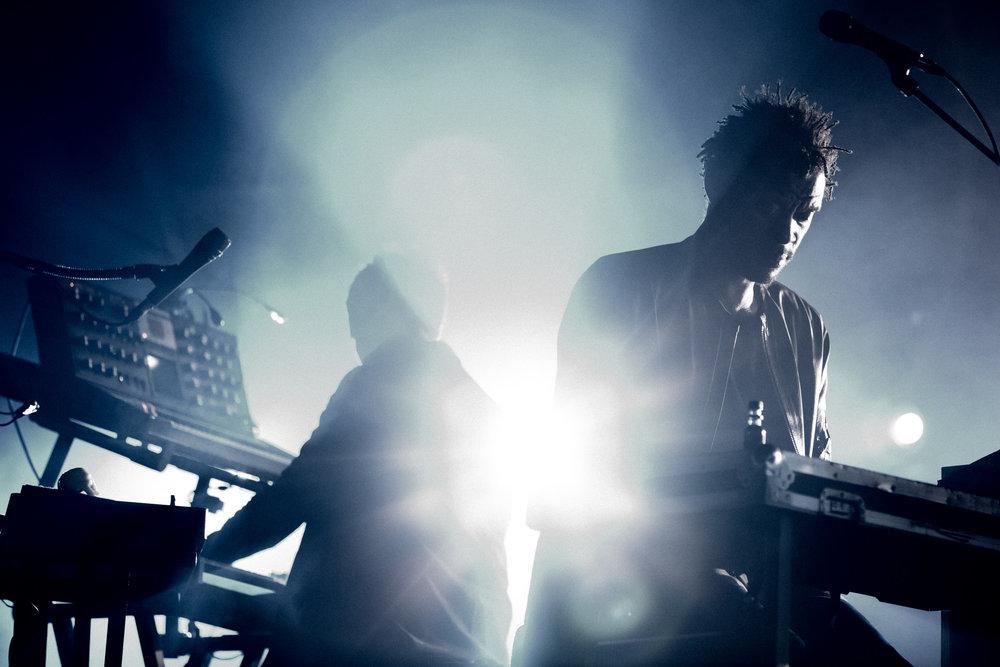 Massive Attack, Treasure Island Music Festival, Oakland, CA