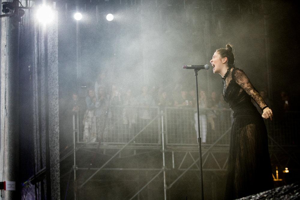 Lorde, Outside Lands, SF, CA