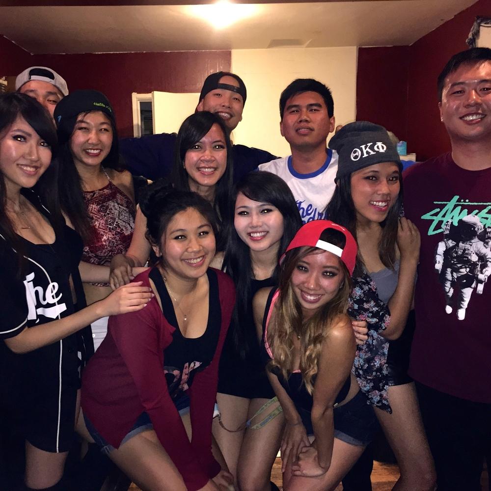 4.10.2015 UCLA ΛΦΕ XC