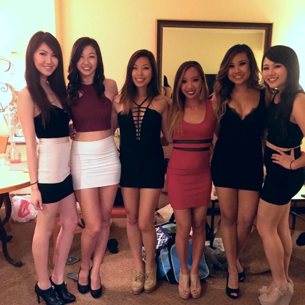 3.27.2015 Cascades Spring Break Vegas Trip