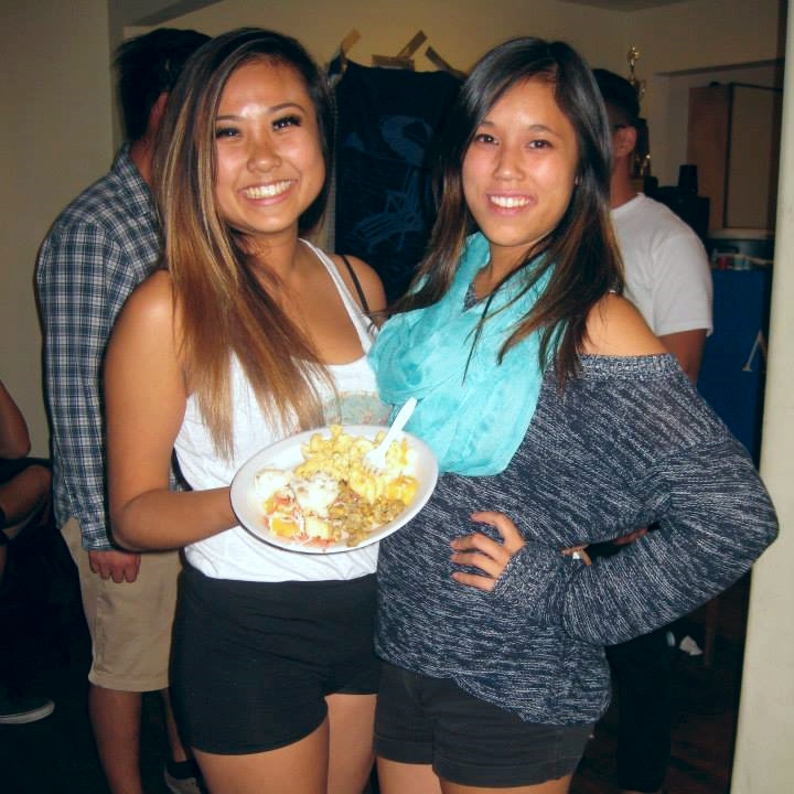 11.24.2014 UCLA ΛΦΕ Thanksgiving Dinner