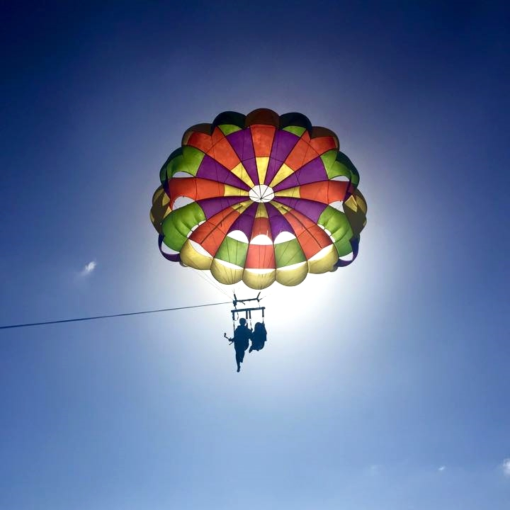 3.25.2015 Lockets Parasailing in Hawaii