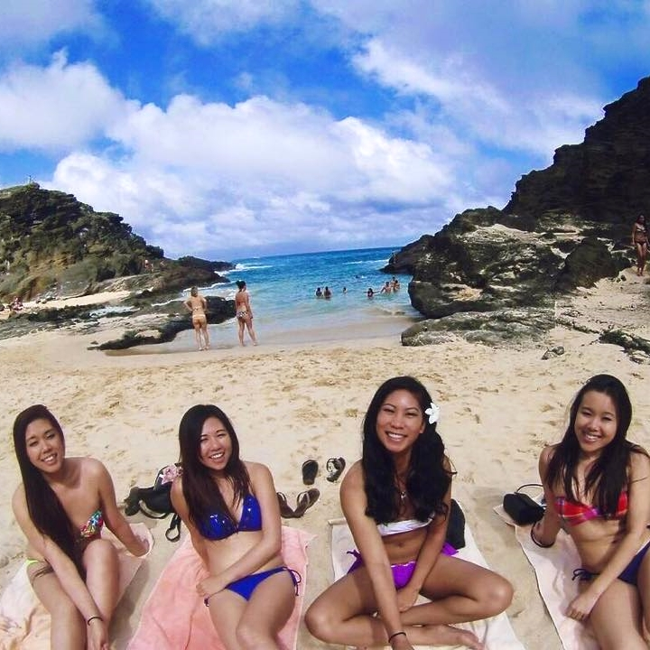 3.23.2015 Lockets' Spring Break Hawaii Trip